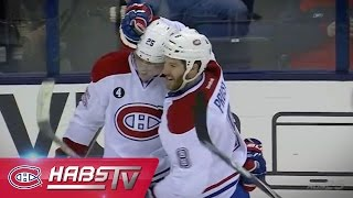 Jacob De La Rose marque son premier dans la LNH / Jacob De La Rose scores first NHL goal