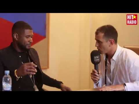 Teaser - Interview exclu de Momo avec Usher sur HIT RADIO