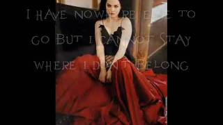Evanescence Exodus lyrics