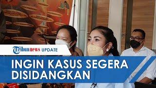 Askara Parasady Harsono Resmi Jadi Tersangka KDRT, Nindy Ayunda Ingin Kasusnya Segera Disidangkan