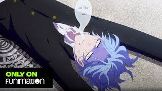 SK8 the Infinity English Dub | Funimation Clip: Langa Almost Get's Isekai'd Twice