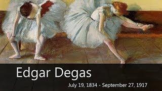 Degas Biography From Goodbye-Art Academy