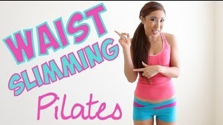 Waist Slimming POP Pilates to Wings by Little Mix