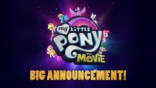 My Little Pony: The Movie (2017) Video