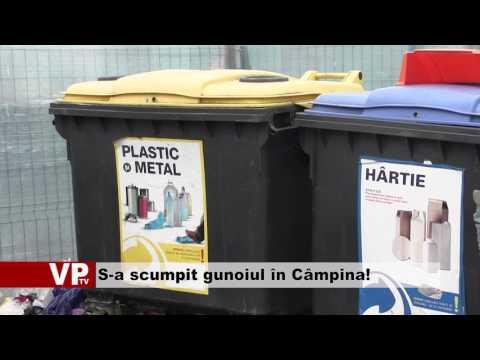 S-a scumpit gunoiul în Câmpina!