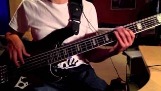 James Brown - The Payback (Bass Cover)