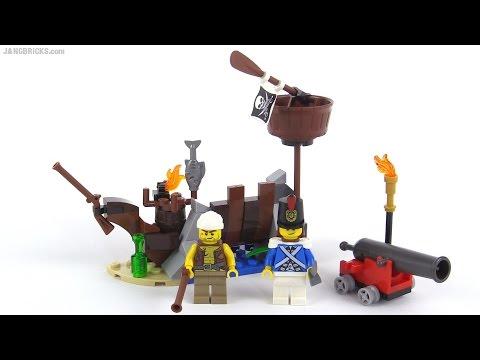 LEGO® Pirates Оборона обломков корабля 70409
