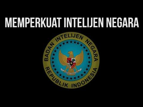 Memperkuat Intelijen Negara