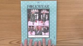 Cool Tools! Swing Coat Pattern From Folkwear Patterns