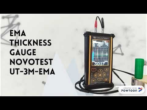 EMAT Thickness Gauge