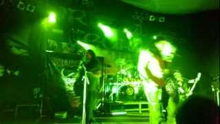 Brainstorm - Trinity Of Lust: Shiva's Tears Live @ Boogaloo, Zagreb, Croatia, 05.04.2012