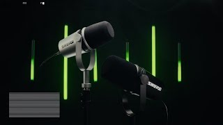 Shure MV7-PACK2 - Video