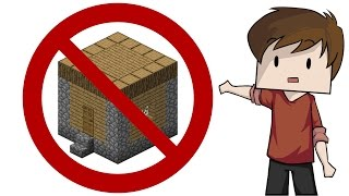 How NOT to Build in Minecraft (Common Building Mistakes)