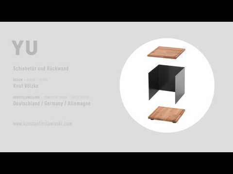 Konstantin Slawinski - YU Sliding Door and Rear Panel