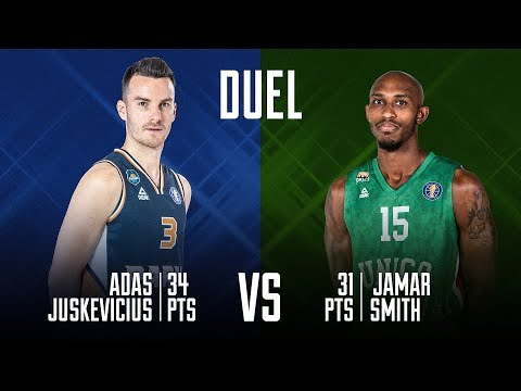 The Duel. Adas Juskevicius vs Jamar Smith | Season 2019-20