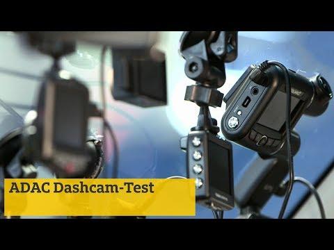 ADAC Dashcam-Test