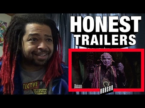 Honest Trailers – Mighty Morphin' Power Rangers: The Movie | REACTION & REVIEW