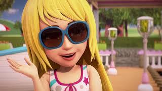 Výlet na lodi začíná – Videa Pro Děti - LEGO Friends – Sezóna 1, Ep. 13