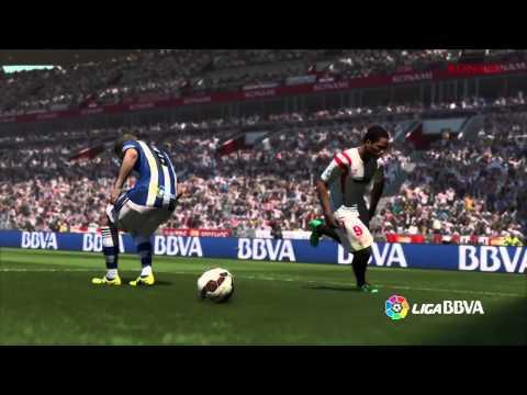 Trailer de Pro Evolution Soccer 2015