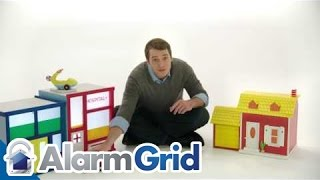 Alarm.com: Use Geo Services for Convenience & Energy Savings