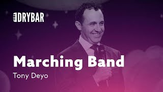 Marching Band. Tony Deyo
