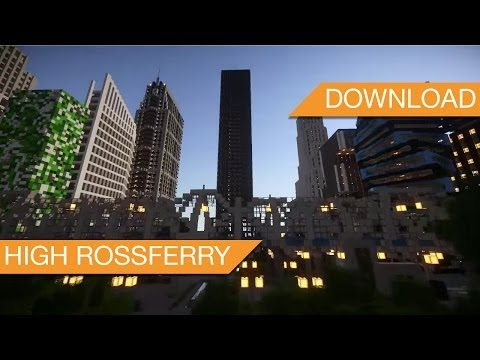 High rossferry a realistic modern city minecraft project high rossferry a realistic modern city gumiabroncs Choice Image
