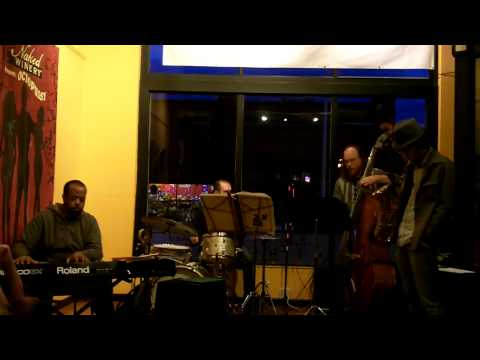 KC Quartet at the Naked Winery in Hood River Oregon