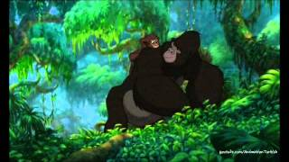 Disney - Tarzan - Two Worlds (Turkish)