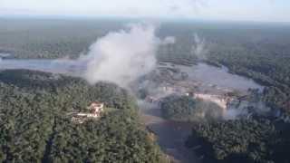 preview picture of video 'Cataratas do Rio Iguaçu'