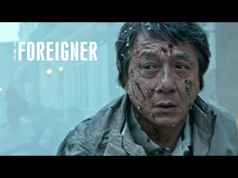 The Foreigner (TV Spot 'Legend')