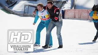 Eddie The Eagle - virallinen traileri