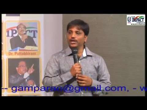 Online Earning|Sai Satish | TELUGU IMPACT Nalgonda 2016-Part2