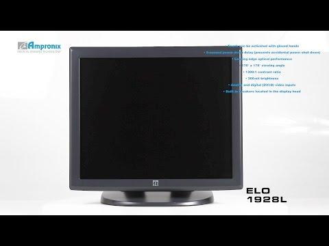 ELO 1928L E746115 19-inch Desktop Touchscreen Sales   Service   Repair   Exchange   Replacement