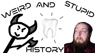 Weird & Stupid History: The Viking Who Died to a Tooth