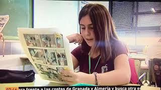 """Compartiendo experiencias (V) : """"Las ecuaciones entran mejor con un cómic"""" con Pedro Martí"""