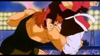 Mr. Satan  - (Dragon Ball) - Dragonball Z Mr Satan Vs Spopovich