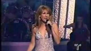 Celine Dion Aun existe Amor Live