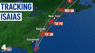 Tracking Isaias: Everything You Need to Know About the Storm   Storm Team 4