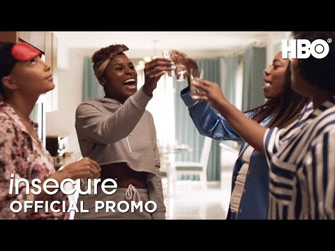 Insecure Season 3 (Teaser 'Glowing Up Ain't Easy')