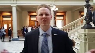 GGO Executive Director Defends Gun Owners At the Capitol