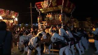 大歳神社(東江井) 秋祭り