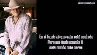 From a Distance - Alan Jackson (Subtitulada al Español)