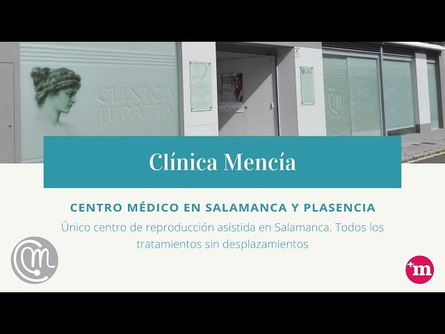 Clínica Mencía - Presentación - Clínica Mencía