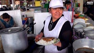 Cusco - Street Food & Street Scenes in Peru
