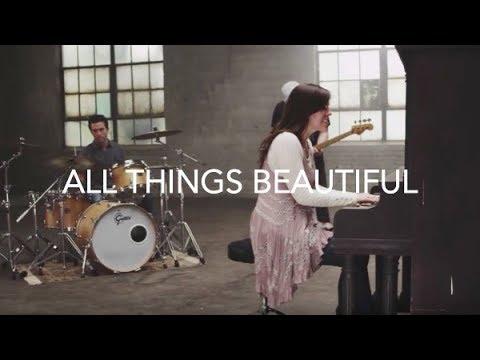 Shelly E. Johnson - All Things Beautiful - Music Video