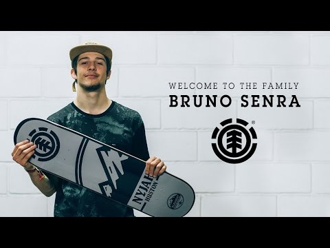 Bruno Senra 'BP' - Welcome to the Family - Element Portugal