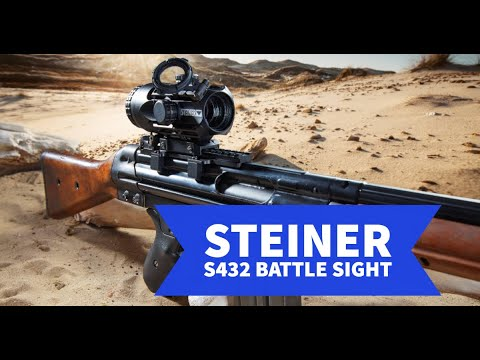 steiner-optics: Ottica tattica Steiner S432 Battle Sight, test & video