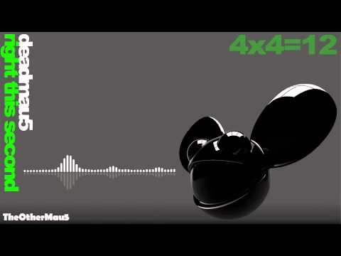 Deadmau5 - Right This Second (1080p) || HD