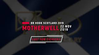 Dr Hook 50th Anniversary Tour | Scotland 2019