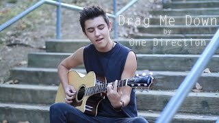 One Direction - Drag Me Down (Cover By Kyson Facer)